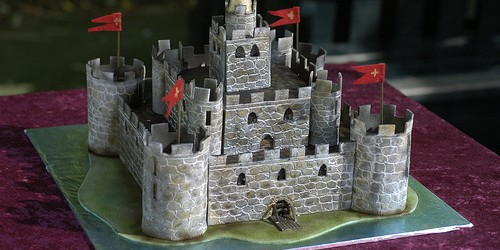 No pink or purple castles here! No pink fairies or anything like that, just boys stuff, castles for boys, dungeons, orcs and all manner of fun cakey castle coolness. If […]
