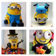 The ultimate collection of Minion themed birthday cakes from the popular movie Despicable Me!